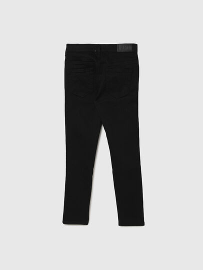 Diesel - D-SLANDY-HIGH-J-SP, Nero - Jeans - Image 2