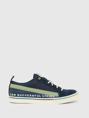 S-DVELOWS LOW, Bunt/Blau - Sneakers