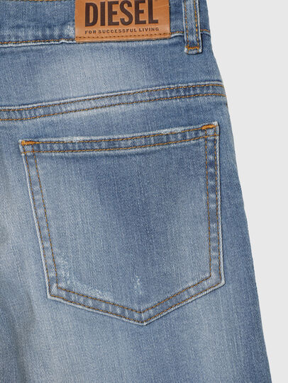 Diesel - WIDEE-J-SP1, Hellblau - Jeans - Image 4