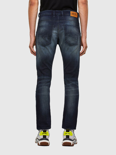 Diesel - KROOLEY JoggJeans® 069QD, Dunkelblau - Jeans - Image 2