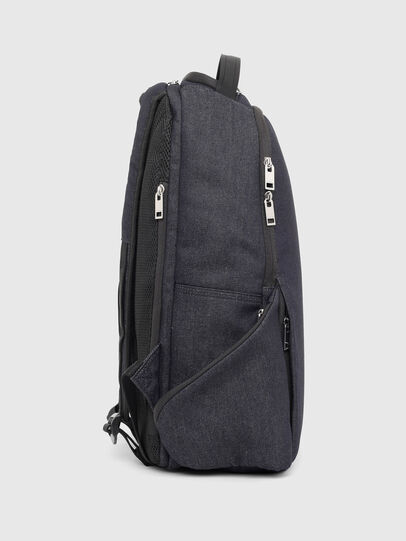 Diesel - PHILOT, Dark Blue - Backpacks - Image 3
