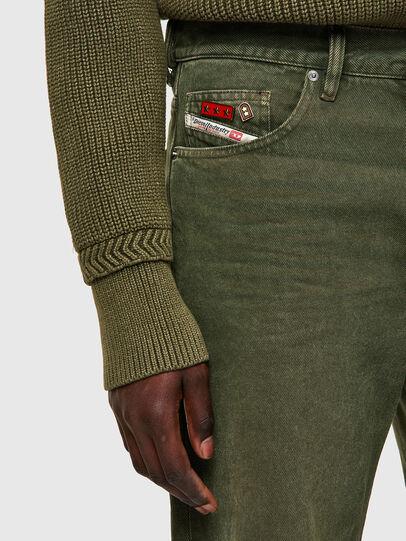 Diesel - D-Macs 09A35, Verde - Jeans - Image 3