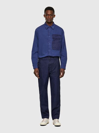 Diesel - D-Azerr JoggJeans® 069WI, Blu medio - Jeans - Image 5
