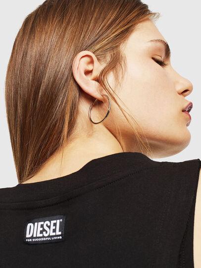 Diesel - T-TRIXY, Schwarz - Oberteile - Image 3