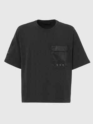 T-DOLFY, Schwarz - T-Shirts