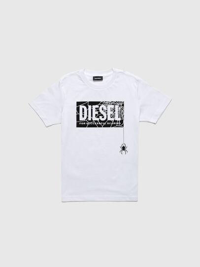 Diesel - TWEEN-TSE, Weiß - T-Shirts und Tops - Image 1