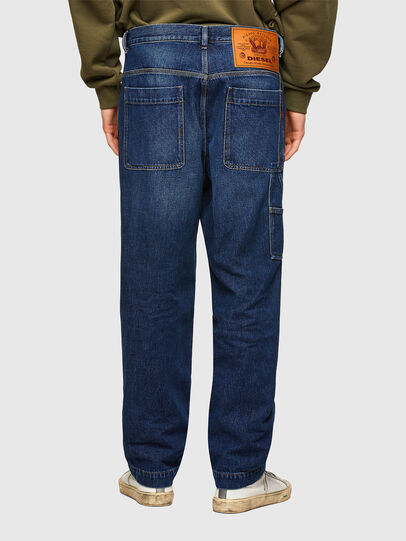 Diesel - D-Franky 009NE, Blu Scuro - Jeans - Image 2