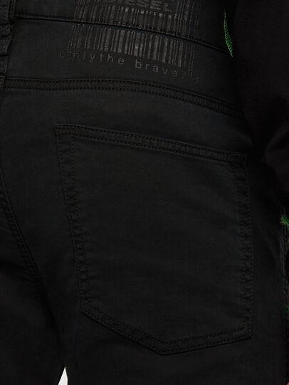Diesel - D-REEFT JoggJeans® 009HD, Schwarz/Dunkelgrau - Jeans - Image 5