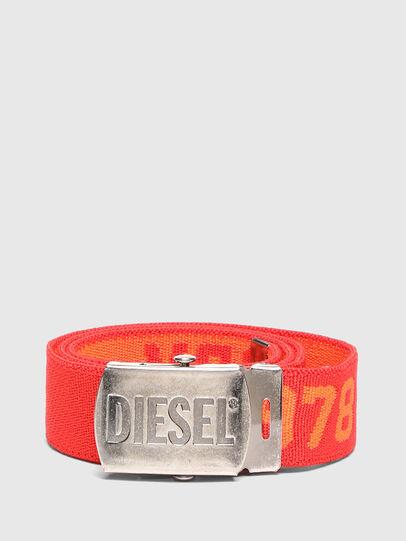 Diesel - BARAT, Orange - Ceintures - Image 1