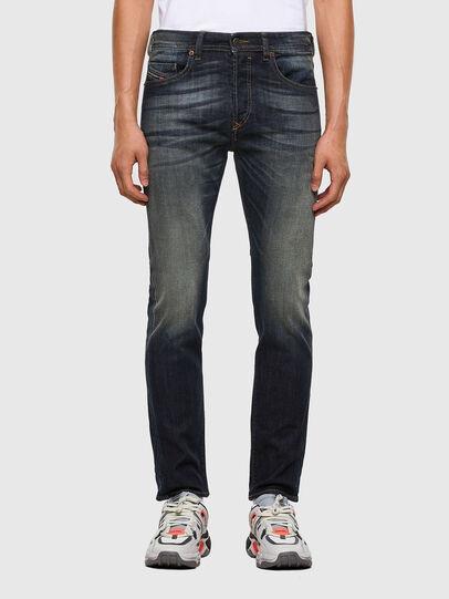 Diesel - Buster 009EP, Bleu Foncé - Jeans - Image 1
