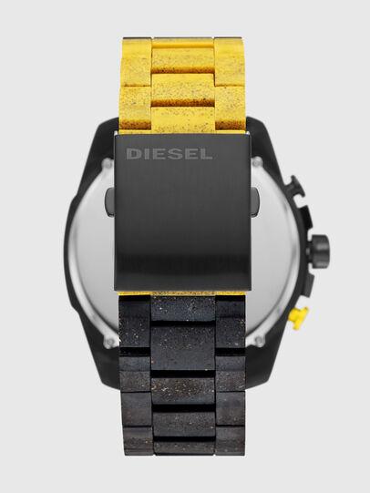 Diesel - DZ4539, Nero/Giallo - Orologi - Image 2