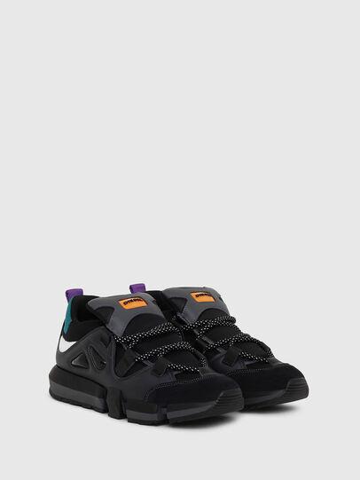 Diesel - H-PADOLA LOW S, Schwarz - Sneakers - Image 2