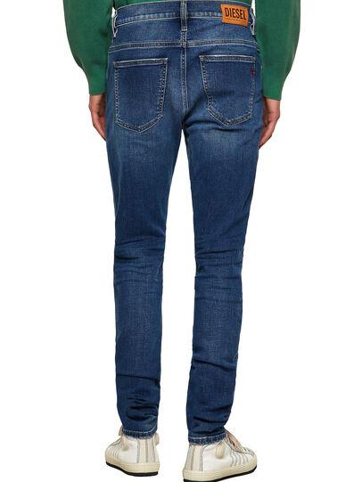 Diesel - D-Istort 009PU, Blu medio - Jeans - Image 2