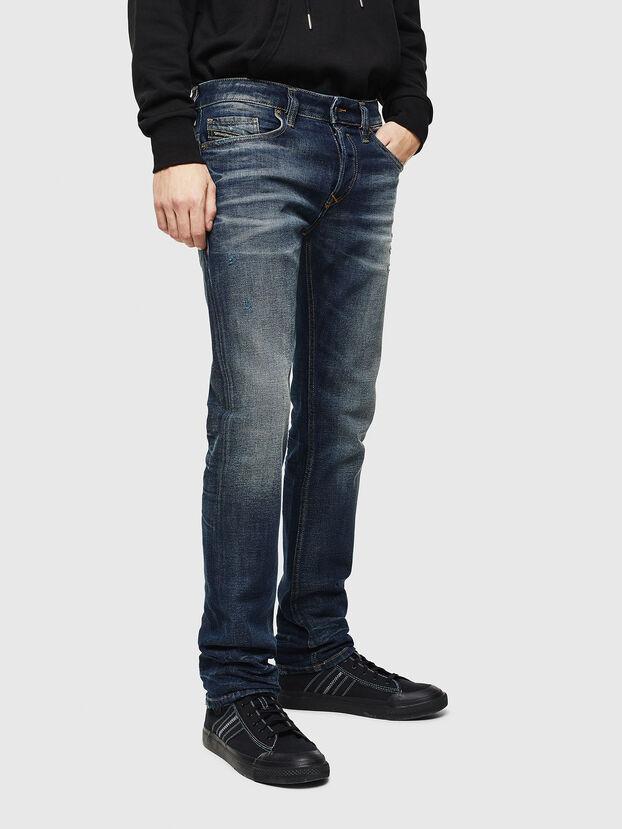 Safado 0096U, Dunkelblau - Jeans