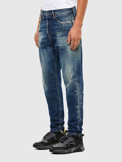 Diesel - D-Vider 009KG, Dunkelblau - Jeans - Image 4
