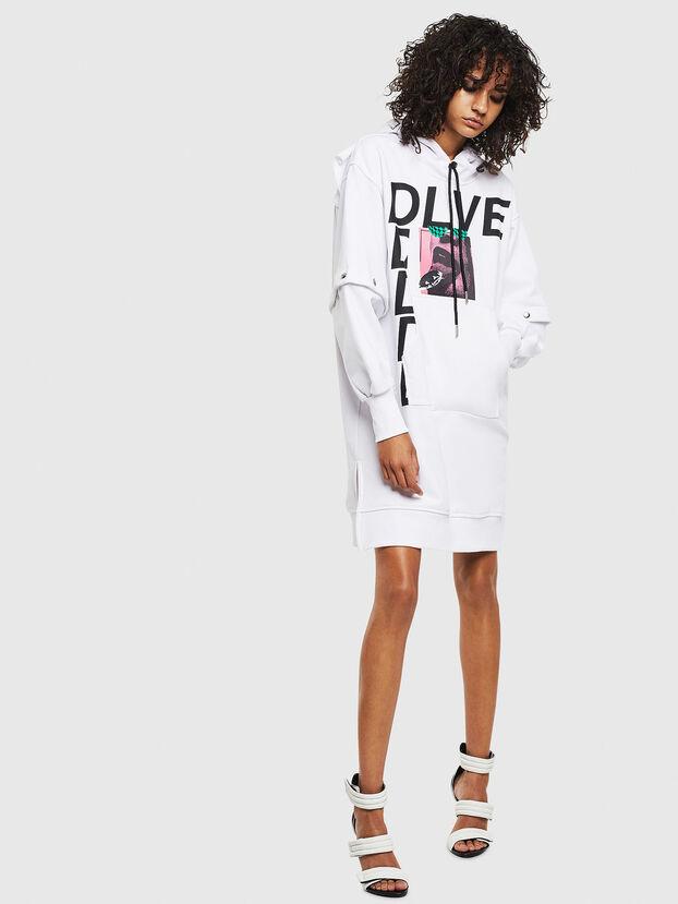 D-AYALA, Weiß - Kleider