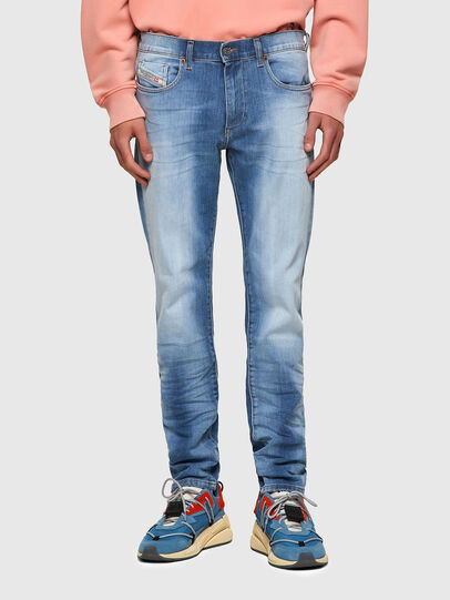 Diesel - D-Strukt 009NF, Light Blue - Jeans - Image 1