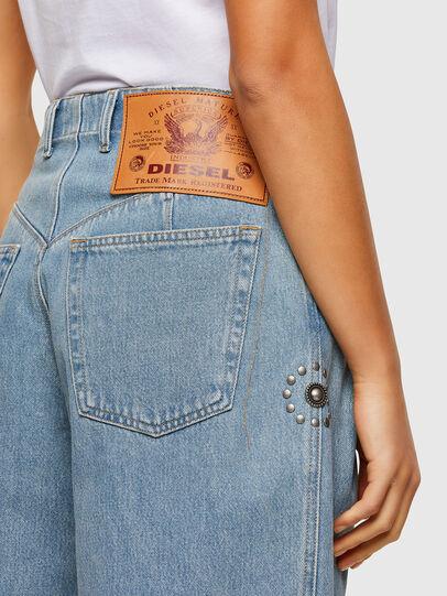 Diesel - D-Concias 009RQ, Bleu Clair - Jeans - Image 4