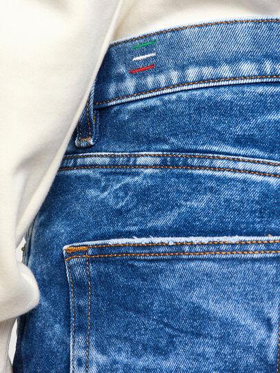 Diesel - D-Strukt 009MH, Bleu Clair - Jeans - Image 4