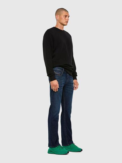 Diesel - Zatiny 009HN, Bleu Foncé - Jeans - Image 5
