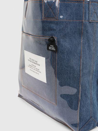 Diesel - F-THISBAG SHOWEI, Jeansblau - Shopper und Schultertaschen - Image 3