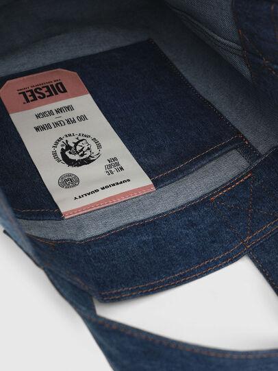 Diesel - F-THISBAG SHOWEI, Jeansblau - Shopper und Schultertaschen - Image 7