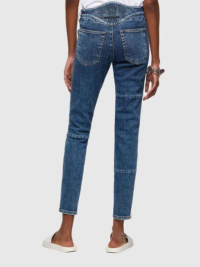Diesel - Babhila 009VC, Blu medio - Jeans - Image 2