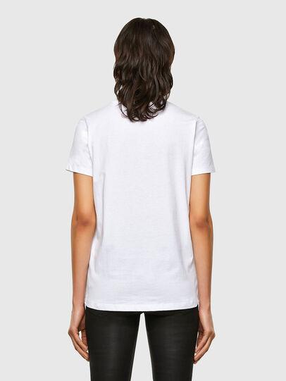 Diesel - T-SILY-K5, Weiß - T-Shirts - Image 2