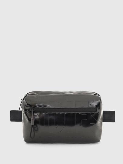 Diesel - X-BOLD BELTBAG PK, Black - Belt bags - Image 1