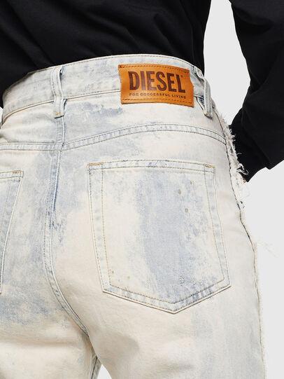 Diesel - D-Eiselle 0099P, Weiß - Jeans - Image 6