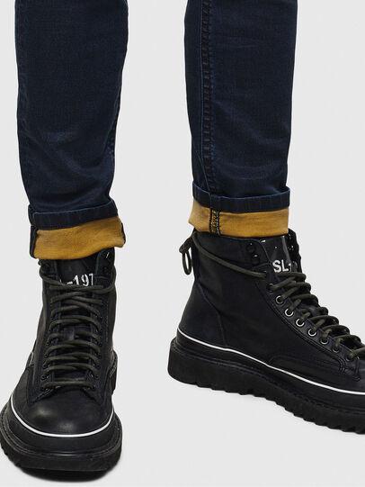 Diesel - Thommer JoggJeans 069MG, Dunkelblau - Jeans - Image 5