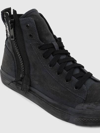 Diesel - S-ASTICO MID ZIP SP, Schwarz - Sneakers - Image 5
