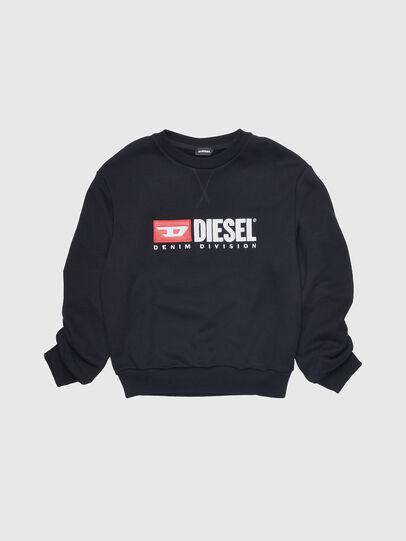 Diesel - SARAP, Schwarz - Sweatshirts - Image 1
