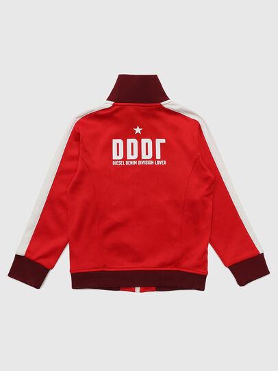 Diesel - SELMAR, Rot - Sweatshirts - Image 2