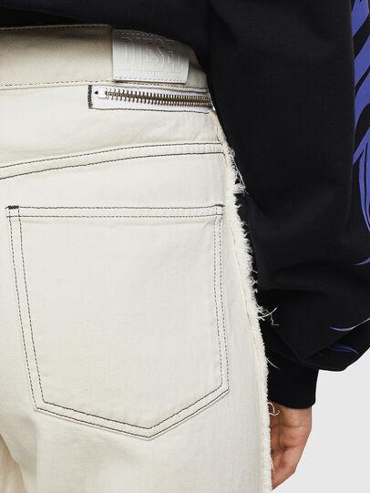 Diesel - Widee 009BD, Weiß - Jeans - Image 4