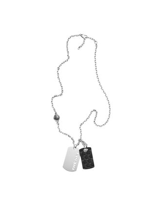 NECKLACE DX1014, Silber