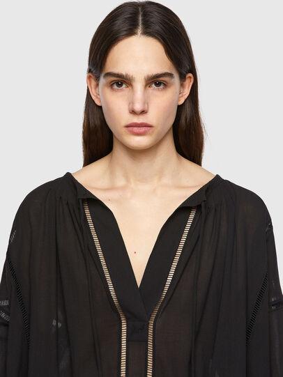 Diesel - D-CECILIA, Black - Dresses - Image 3