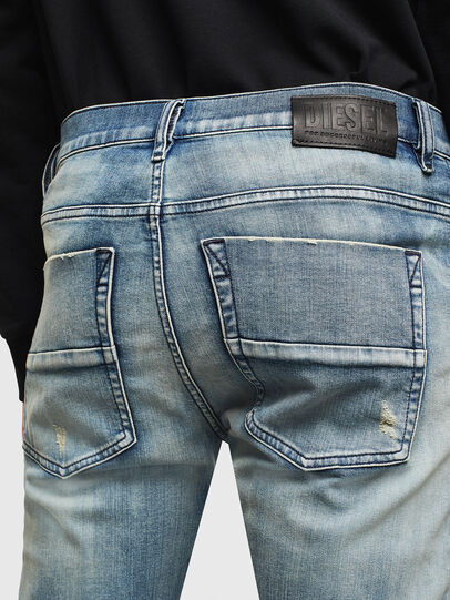 Diesel - D-Amny 069LH, Mittelblau - Jeans - Image 5