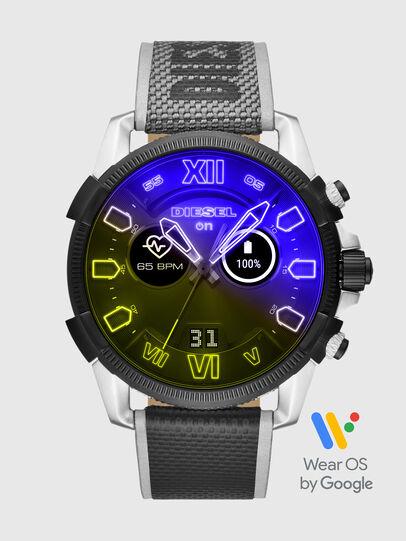 Diesel - DT2012, Grau/Schwarz - Smartwatches - Image 1