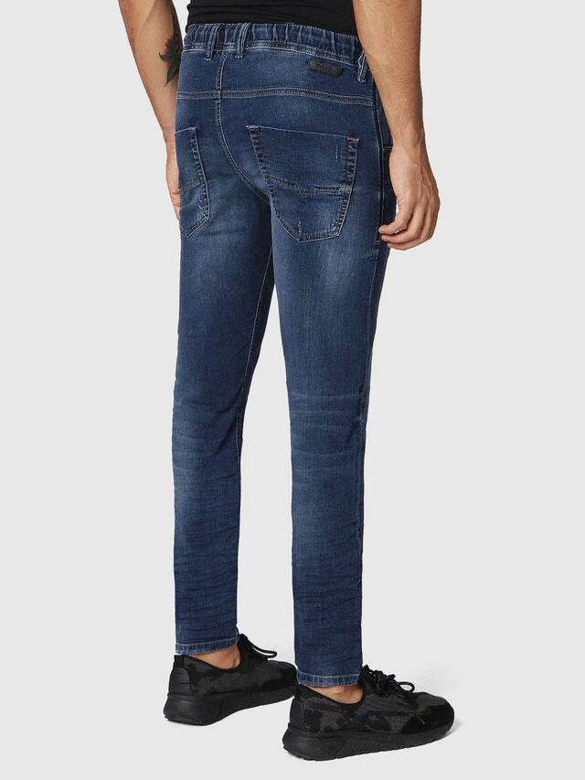 Diesel Krooley JoggJeans 0686W, Dunkelblau - Jeans - Image 2