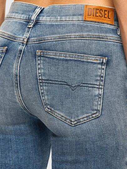 Diesel - Sandy 009AA, Mittelblau - Jeans - Image 4