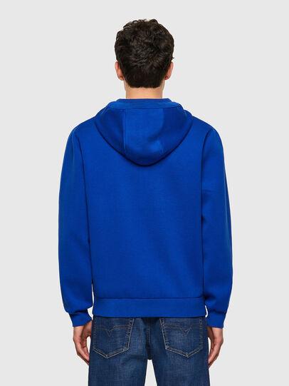 Diesel - K-ORIENTAL, Dark Blue - Knitwear - Image 2