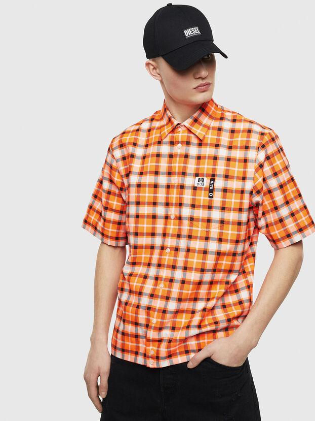 S-ATWOOD-A, Orange - Hemden