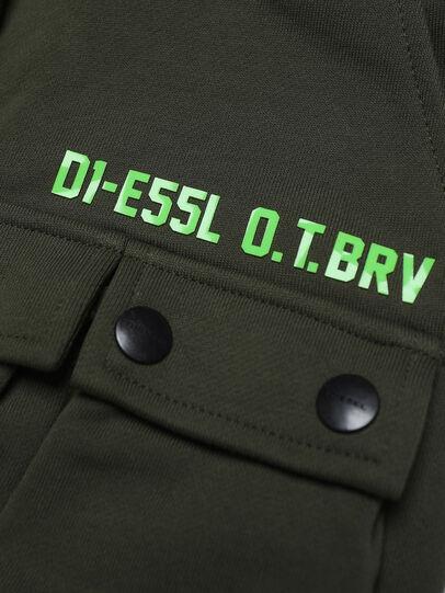 Diesel - GKIFTY, Armeegrün - Röcke - Image 3