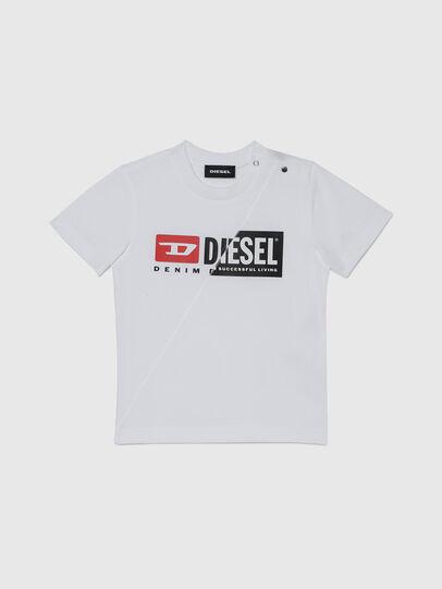 Diesel - TDIEGOCUTYB, Blanc - T-shirts et Hauts - Image 1