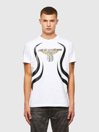Diesel - ASTARS-T-DIEGOS-A, Weiß - T-Shirts - Image 1
