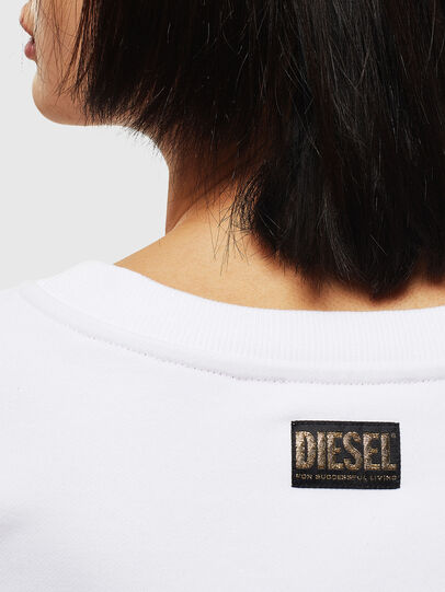 Diesel - CL-F-MAGDA-BIGM,  - Sweatshirts - Image 4
