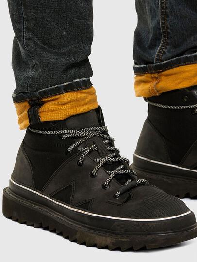 Diesel - Krooley JoggJeans 069NS, Dunkelblau - Jeans - Image 5