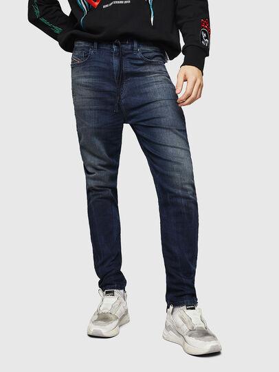 Diesel - D-Vider JoggJeans 069HV, Dunkelblau - Jeans - Image 1