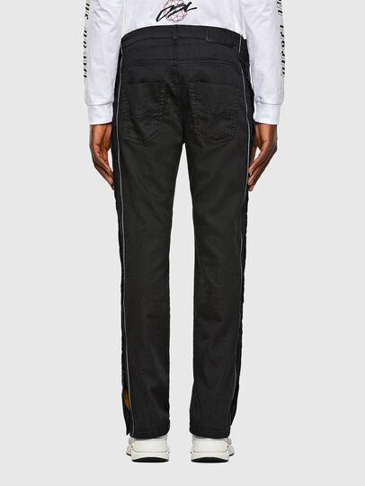 Diesel - KROOLEY JoggJeans® 0KAYO, Schwarz/Dunkelgrau - Jeans - Image 2